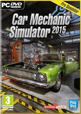 CAR MECHANIC SIMULATOR 2015-PLAZA