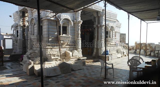 Kewai Mata Temple- Kinsariya