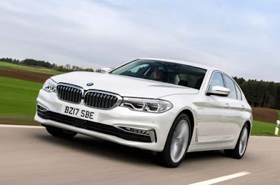 BMW 5 series most luxurious cars