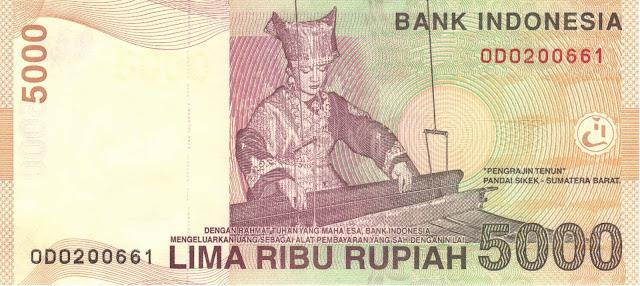 Kisah di Balik Sosok Wanita di Uang Kertas Rp 5000