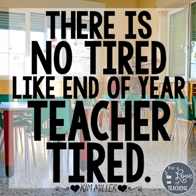 The Ultimate End of the Year Checklist for Teachers