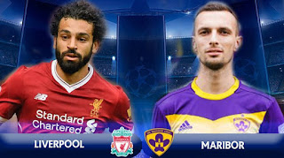 Liverpool vs Maribor live stream 01.11.2017 UEFA Champions League