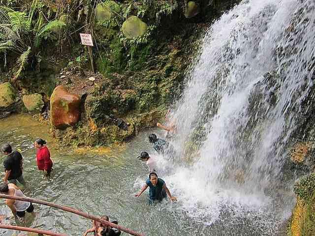 Ciater Wisata Lembang Bandung yang seru