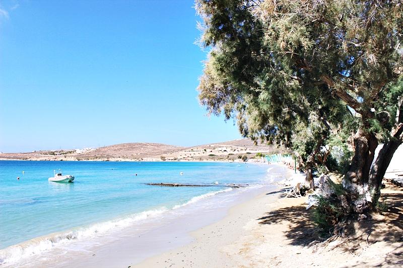 Krios beach Paros island