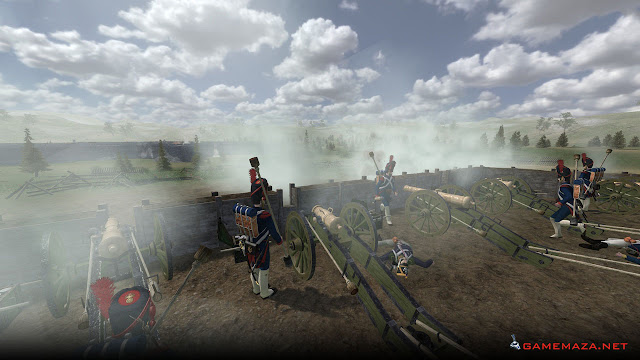Mount and Blade Warband Napoleonic Wars Gameplay Screenshot 2