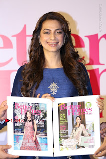 Bollywood Actress Juhi Chawla Launchs Better Homes 10th Anniversary Celetion Cover  0009.JPG
