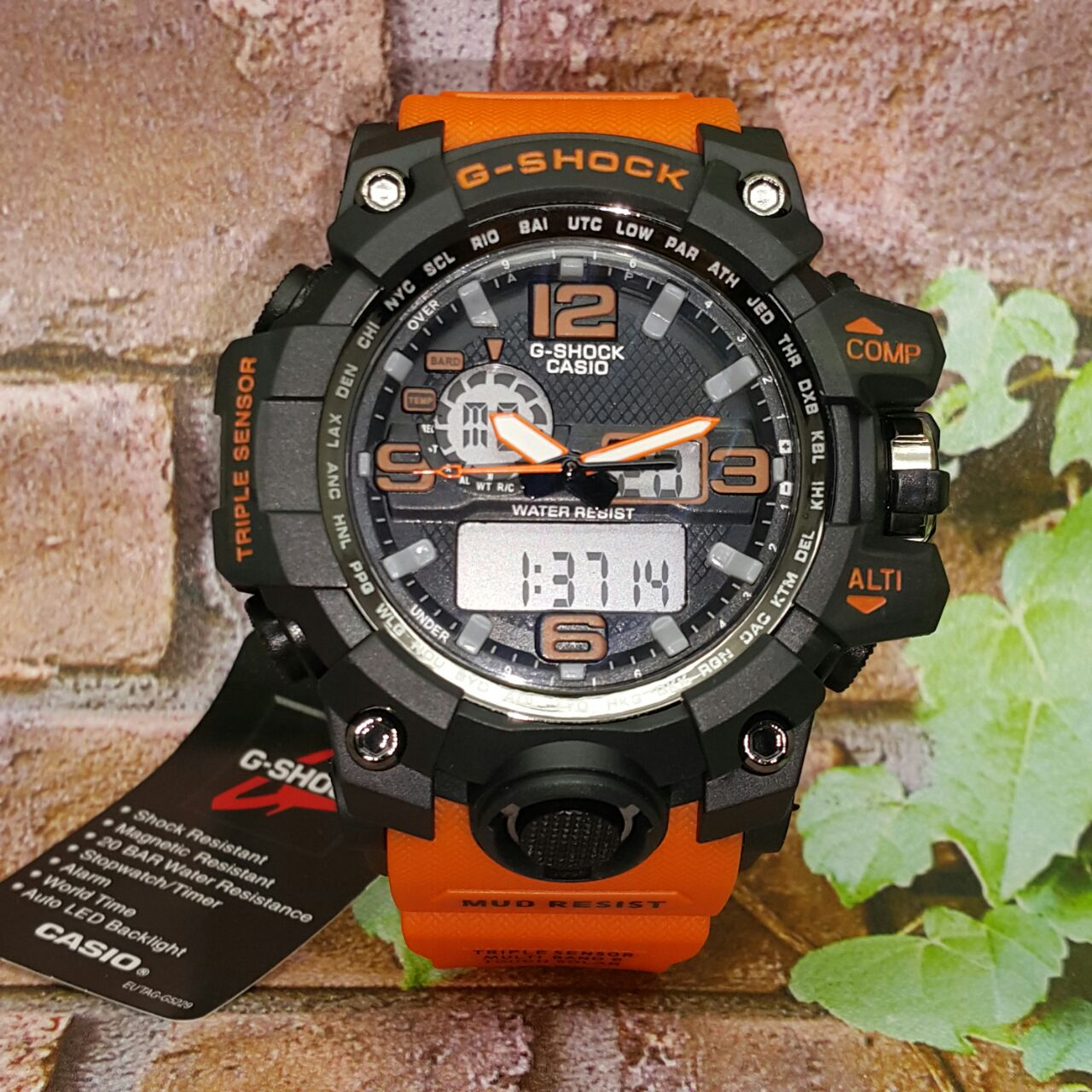 G Shock Mud Master Limited Edition Rm80 The Time Mania By Amani Xara Gshock