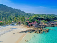 Redang Island, an Island Favorite World Travelers, Malaysia