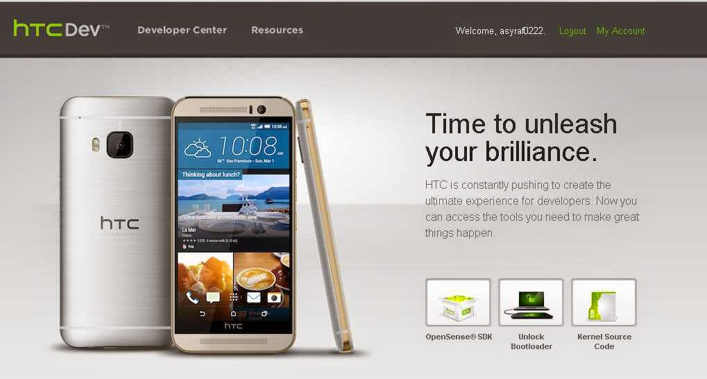 Flash Tool How To Unlock Bootloader On Htc Smartphone Device