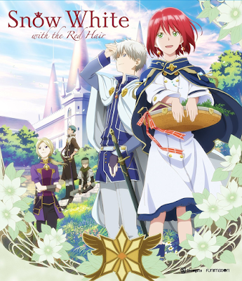Akagami no Shirayukihime, snow white with the red hair, anime, manga, sorata akizuki, shirayuki