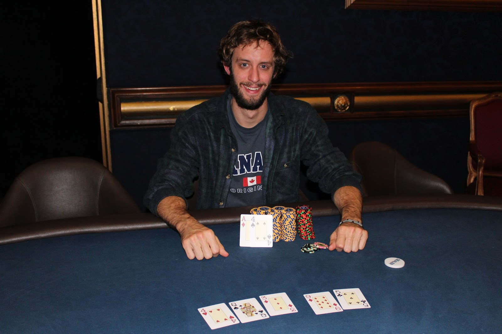 Dunedin Casino Poker $2000 Guaranteed Will
