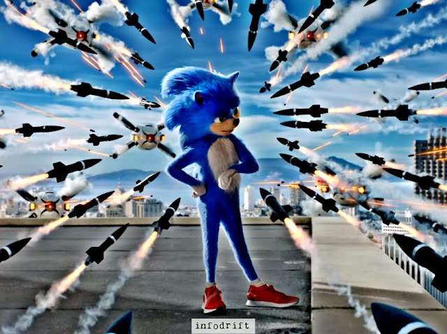 Sonic: The hype is real!!! The Trailer of 'Sonic: The Hedgehog' is here!!!