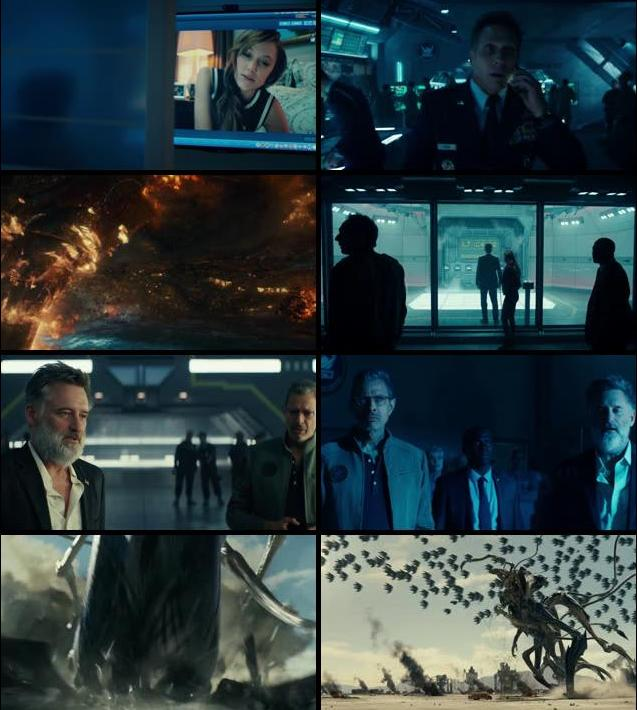Independence Day Resurgence 2016 English 720p WEB-DL