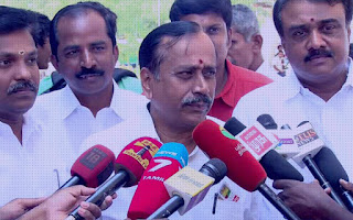 H.Raja, National Executive, BJP