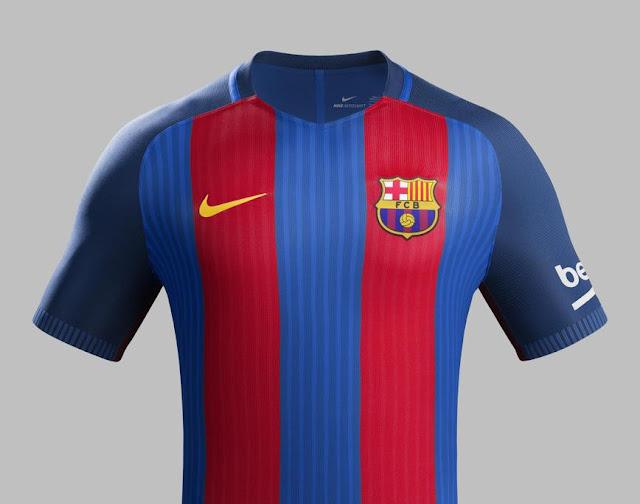 adidas demanda al Barça por sus siete franjas verticales