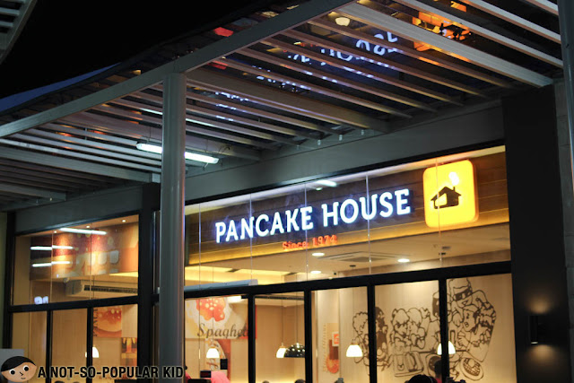 Pancake House in Uptown Mall