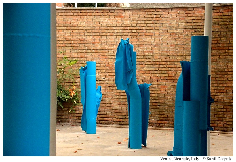 Venice biennale, Italy - Images by Sunil Deepak