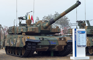 Tank Black Panther Korea Selatan