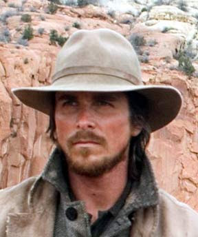 I never saw such a woman: Christian Bale LOVE HIM