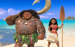 Moana, animated film, movie, Auli'i Cravalho