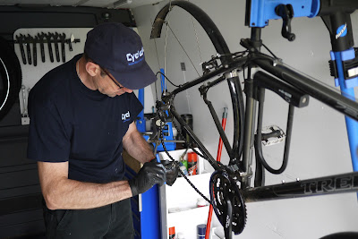 Phil Willoughby Mobile Cycle Technician
