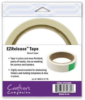 EZRelease Tape available at www.ourdailybreaddesigns.com