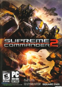 Supreme Commander 2 (PC) 2012