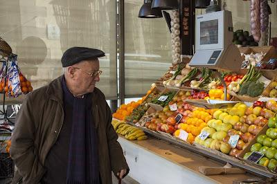 Alimentación en el anciano