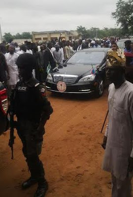 sraki booed in ilorin prayer ground