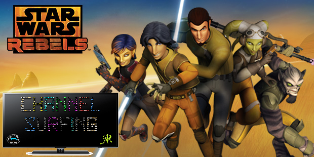 Star Wars Rebels News and Rumors!