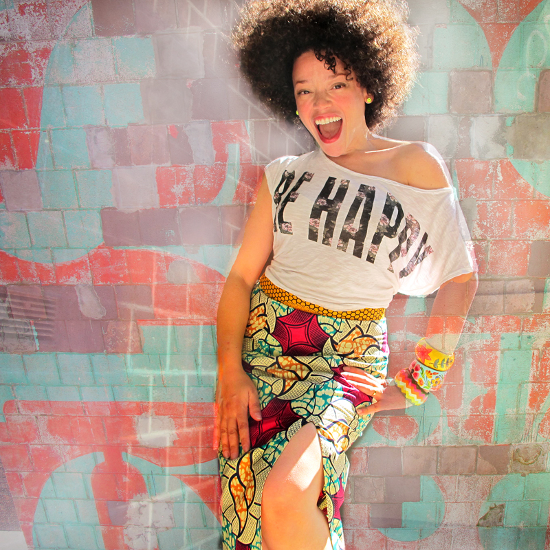 oonaballoona wax fabric BHL charlotte skirt