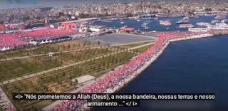 Turquia fomenta guerra do mundo islâmico contra Israel