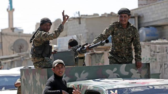 """""""Πρεσβεία"""" ανοίγουν οι Κούρδοι της Συρίας στη Μόσχα"""