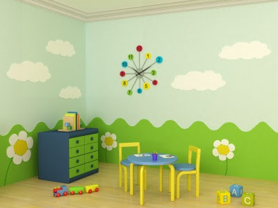 The Painting Ideas For Baby Rooms Or Kids Include Use Of Diffe Concepts Such As Cartoons Wildlife Plants Flowers And Various Forms