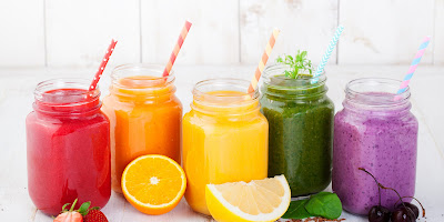 Smoothies for brides