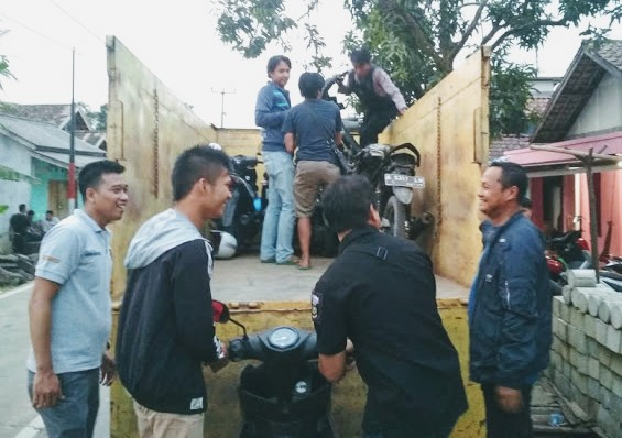 7 Pelaku Judi Sabung Ayam Di Sukaresmi Pandeglang Di Ciduk Polisi