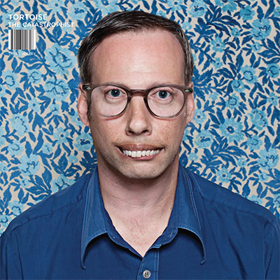 The 10 Worst Album Cover Artworks of 2016: 10. Tortoise - The Catastrophist