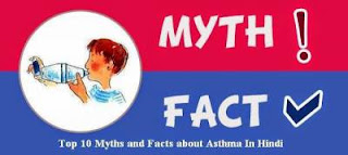Myths-and-Facts-about-Asthma-In-Hindi