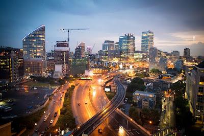 Jenis Potensi kota, klasifikasi kota, dan Fungsi Kota ...