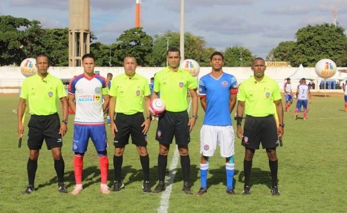 Em Irecê, Bahia vence o Canaã e sai na frente pelo Baianão sub-20