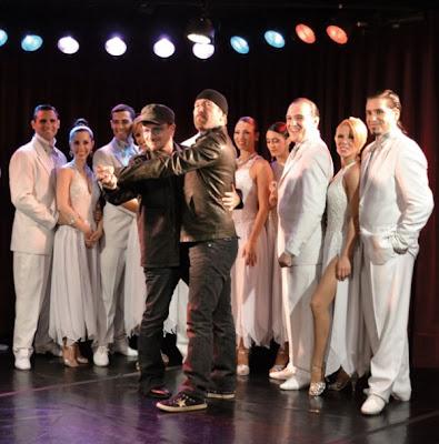 Bono y Edge se marcan un tango en Argentina