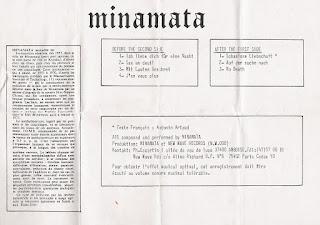 Minamata - Mit Lautem Geschrei