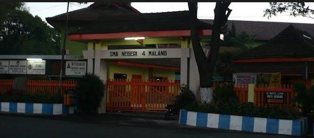 Kisah Horor Lantai Berdarah SMA Tugu Malang