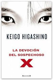 Reseña | La devoción del sospechoso  X - Keigo Higashino