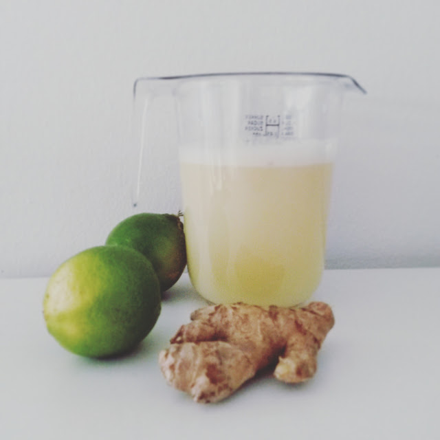 Ginger beer sirup