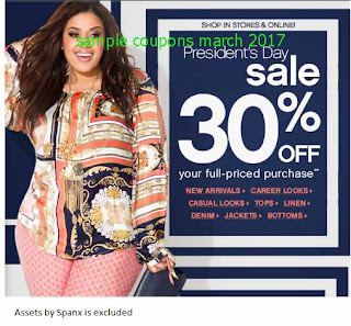 Ashley Stewart coupons march 2017