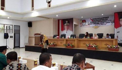 Nandar : ASN di Selayar, Harus Netral Dalam Pemilu 2019
