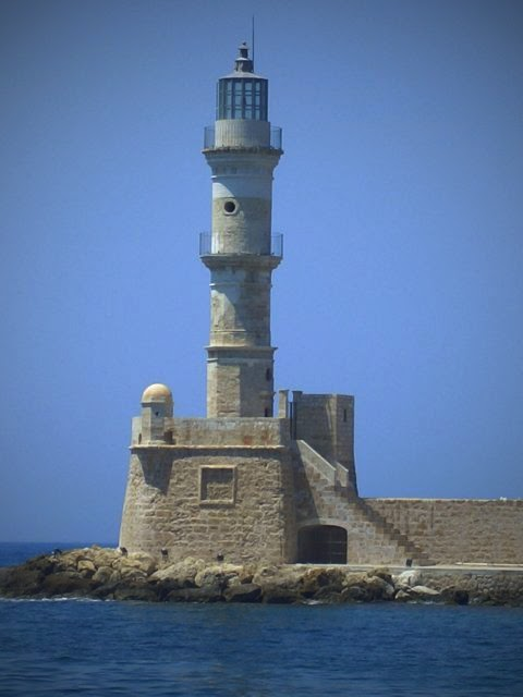 Chania på Kreta