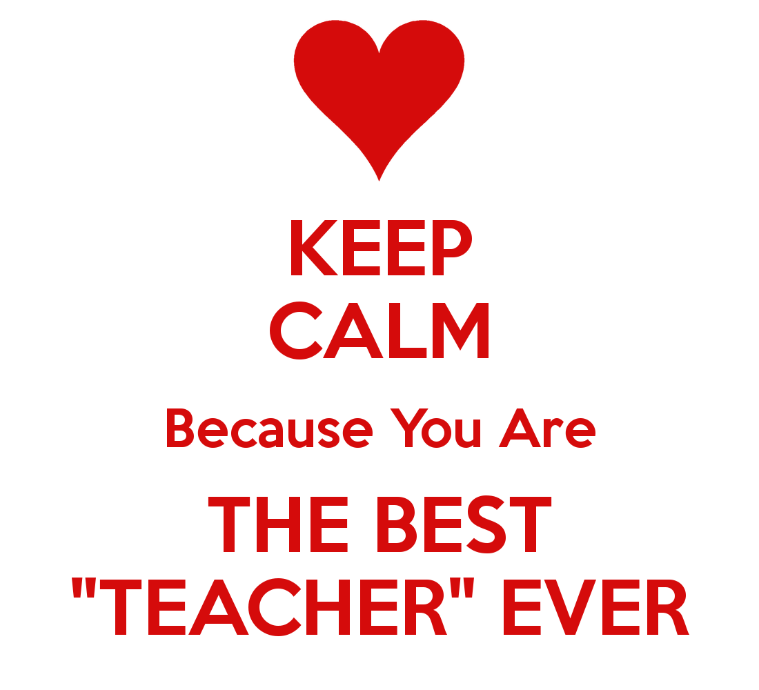 You Are The Best Quotes: Best Teacher Quotes. QuotesGram