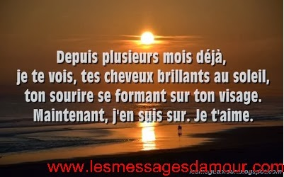 Les Messages Damour Sms Damour Declaration Damour